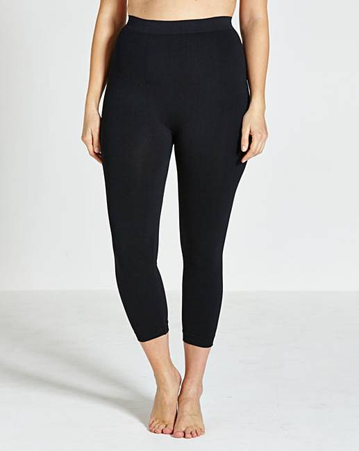 MAGISCULPT Control Leggings Mid Calf | J D Williams