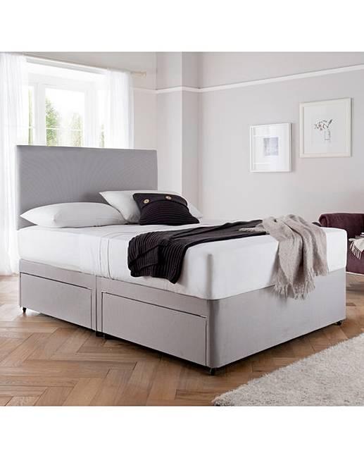 divan base wrap ~ sweet dreams divan and 4 storage drawers  marisota