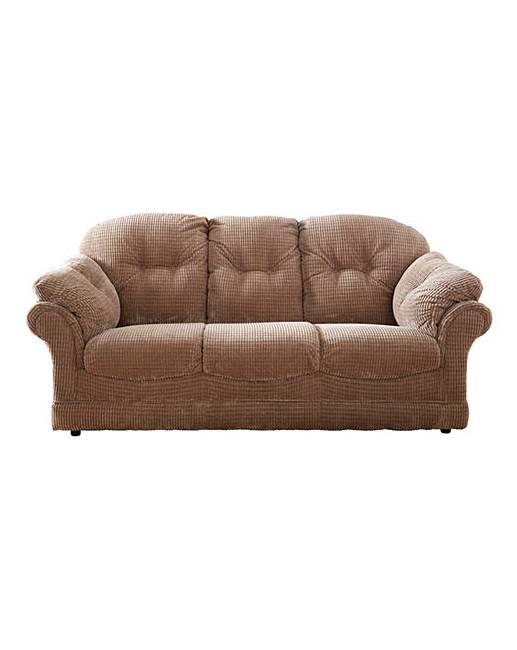 Suffolk 3 Seater Sofa | J D Williams