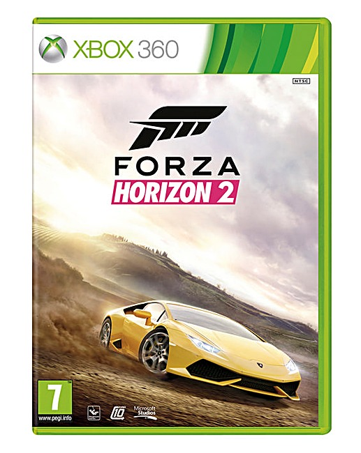 forza horizon 2 xbox 360 game fashion world. Black Bedroom Furniture Sets. Home Design Ideas