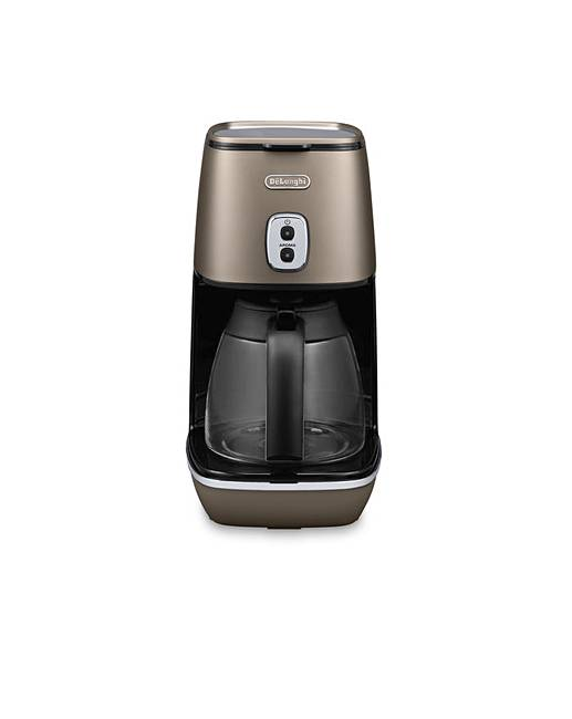 Delonghi Coffee Maker In Ksa : Delonghi Distinta Filter Coffee Maker Fifty Plus