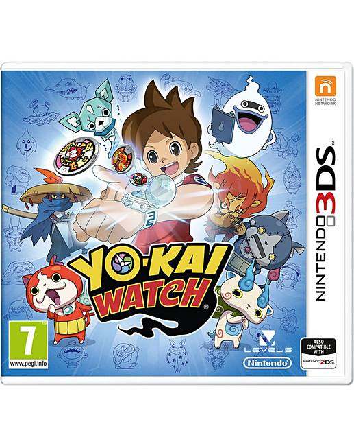 how to upgrade your yo-kai watch to rank a 3ds