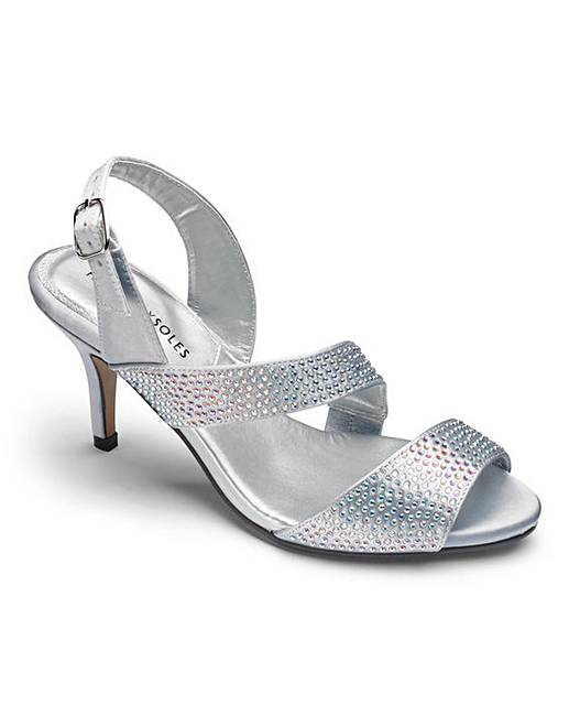 heavenly soles evening shoes e fit clearance