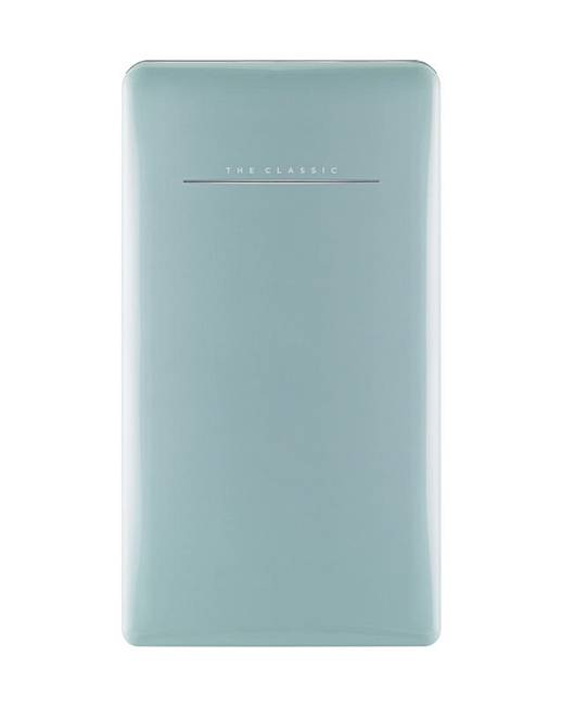 daewoo 124l mint retro fridge fifty plus. Black Bedroom Furniture Sets. Home Design Ideas