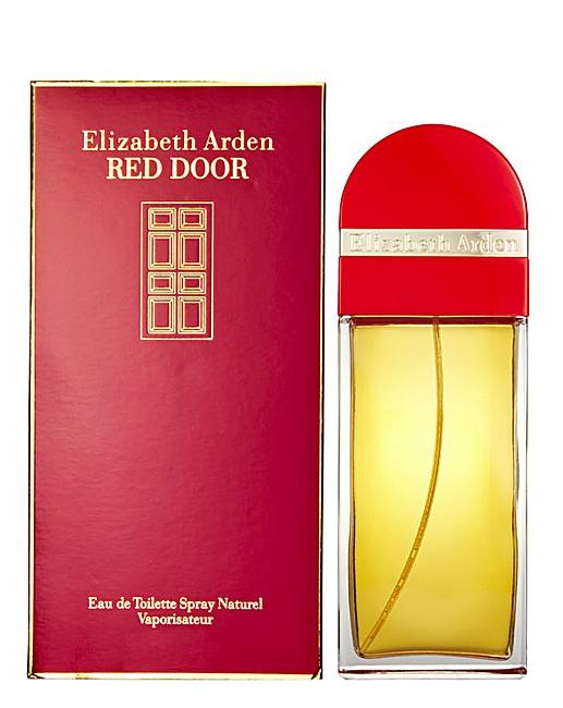 Elizabeth Arden Red Door 50ml EDT | Fifty Plus