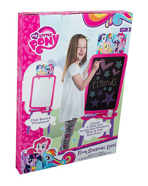 My Little Pony Floor Standing Easel Premier Man