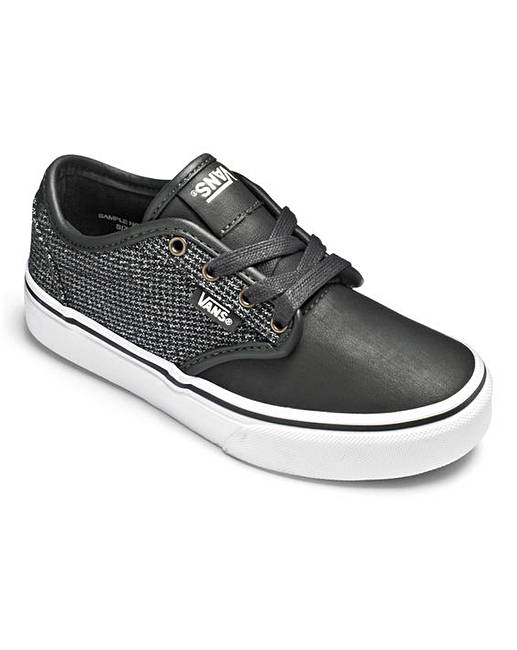 22e2d39a061a79 Find vans atwood deluxe size 15 in washed twill grey marshmallow ...