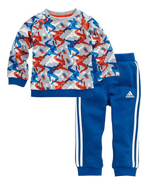 Find great deals on eBay for adidas Baby Tracksuit in Baby Boys' Outfits and Sets (Newborn-5T). Shop with confidence.