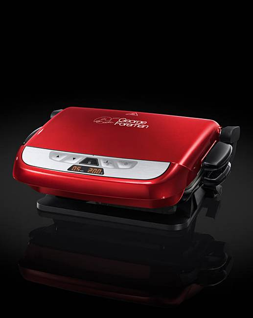 george foreman evolve grill instructions