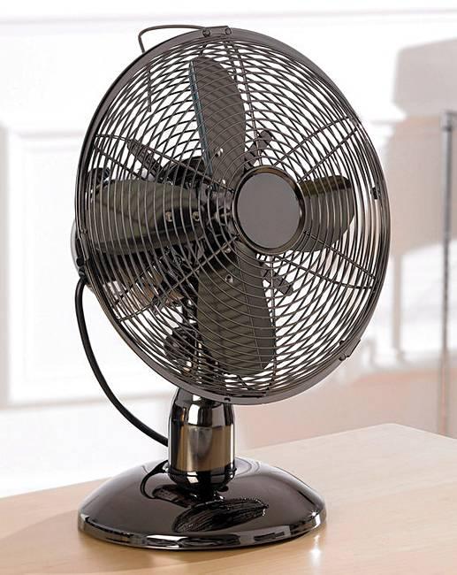 10 Inch Fan : Inch gun metal fan fifty plus