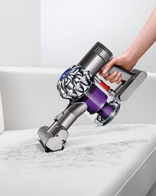 dyson v6 trigger pro handheld vac j d williams. Black Bedroom Furniture Sets. Home Design Ideas