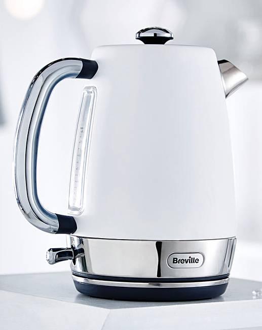 breville strata matt white jug kettle premier man. Black Bedroom Furniture Sets. Home Design Ideas