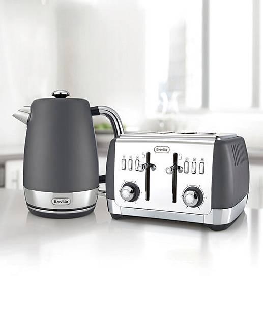 breville strata matt grey jug kettle fifty plus. Black Bedroom Furniture Sets. Home Design Ideas