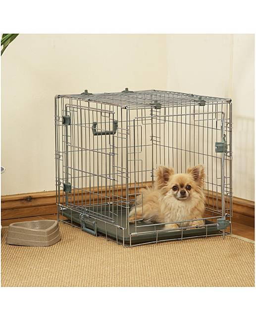 options 2 door dog home extra large fifty plus