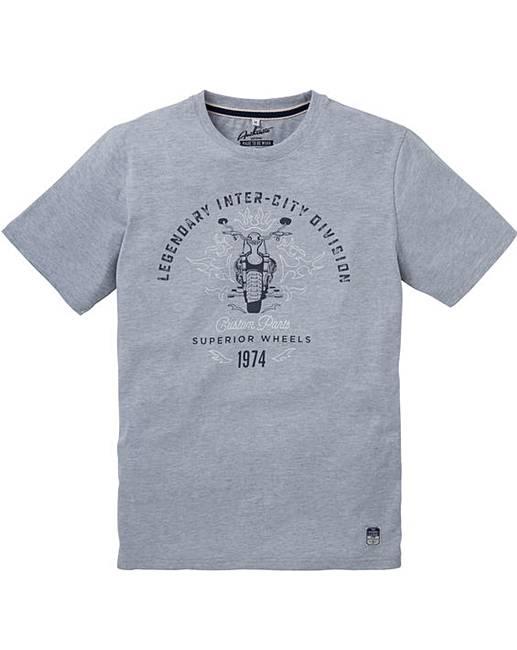 Jacamo sale graphic t shirt regular oxendales for T shirt graphics for sale