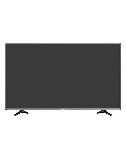 hisense 55in 4k smart tv premier man. Black Bedroom Furniture Sets. Home Design Ideas