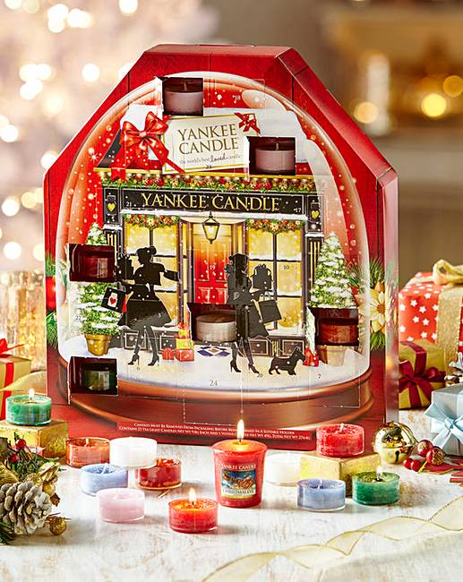 Yankee Candle Advent Calendar J D Williams
