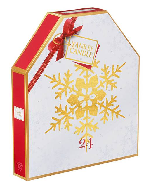Yankee Candle Advent Calendar Marisota