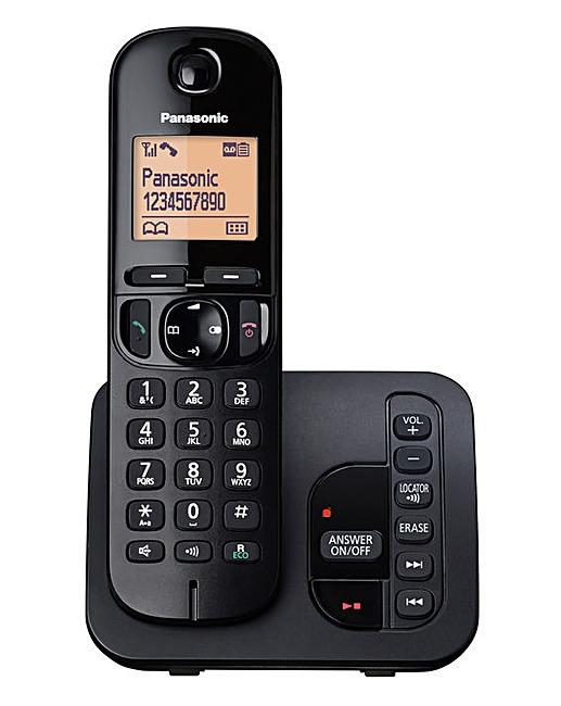 panasonic phones with answer machine