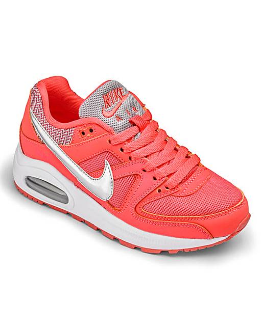 nike air max command flex girls trainers j d williams. Black Bedroom Furniture Sets. Home Design Ideas