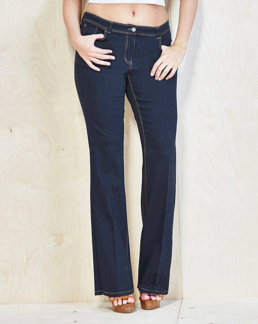 Bootcut Jeans Extra Long | Simply Be