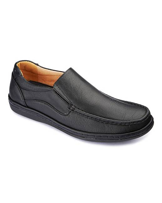 cushion walk slip on shoes standard fit clearance