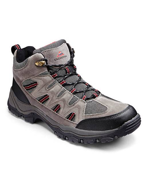snowdonia walking boots wide premier