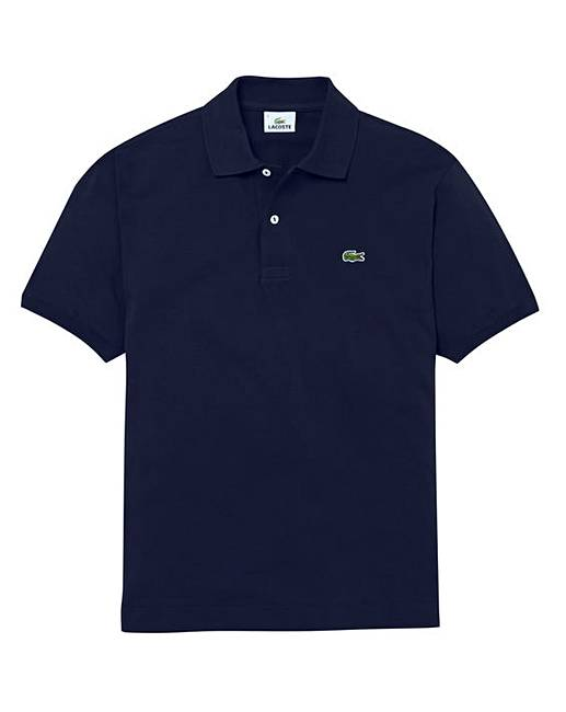 Lacoste Tall Croc Logo Polo Shirt Crazy Clearance