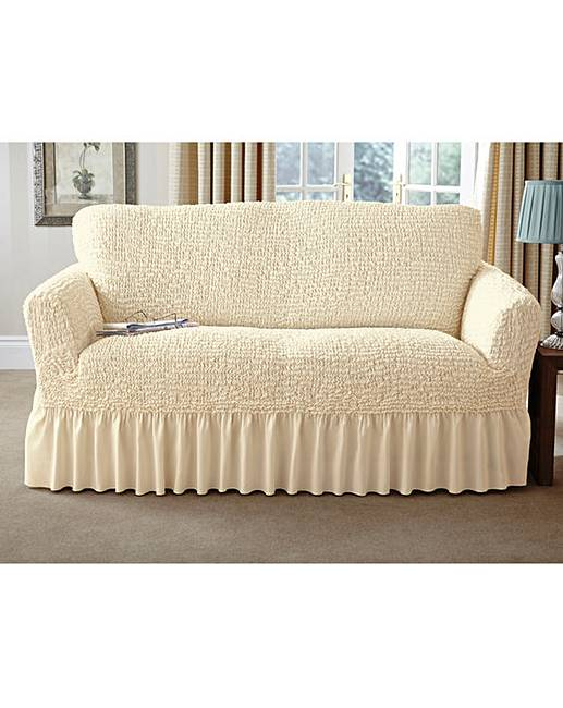 Stretch Furniture Covers With Valance