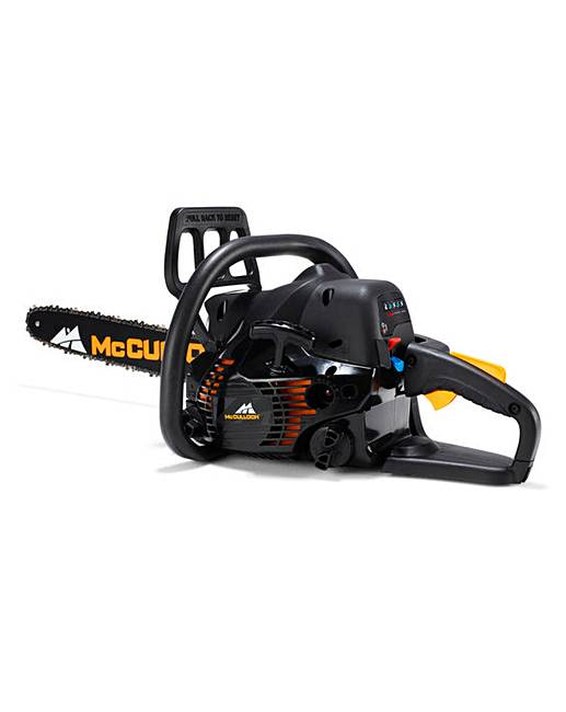 mcculloch 36cc petrol chainsaw premier man. Black Bedroom Furniture Sets. Home Design Ideas