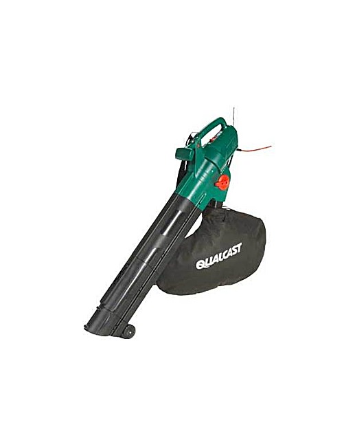 qualcast garden blower and vacuum premier man
