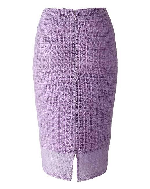 crochet pencil skirt marisota