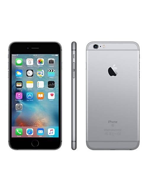 iPhone 6s Plus 16GB Gray Bundle