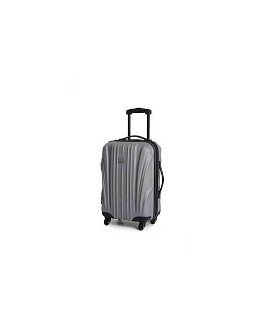 Go Explore Small 4 Wheel Suitcase | Premier Man