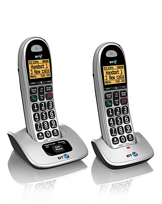 Bt Big Button Twin Cordless Phone Home Beauty Amp Gift Shop