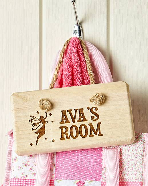 Personalised kids room signs marisota for Kids room signs