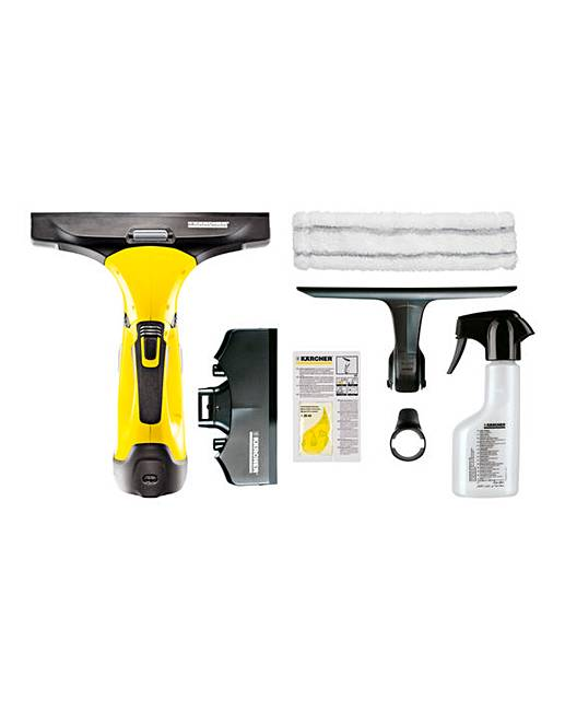 karcher wv5 premium window vac j d williams. Black Bedroom Furniture Sets. Home Design Ideas
