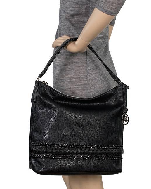 Jane Shilton Indie- Shoulder Bag | VivaLaDiva.com
