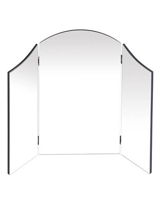Antoinette Tri Fold Dressing Table Mirror
