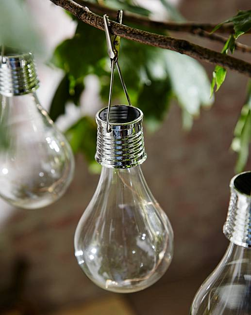 solar bottled light bulb