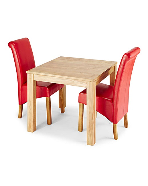 chesham square dining table and 2 chairs home beauty gift shop