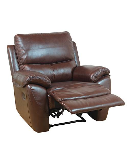 bentley leather recliner armchair fashion world
