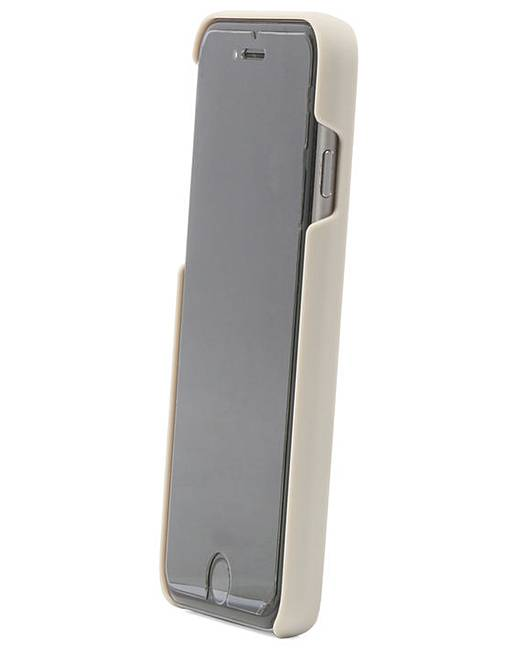 michael kors leather iphone 6 6s case fashion world. Black Bedroom Furniture Sets. Home Design Ideas