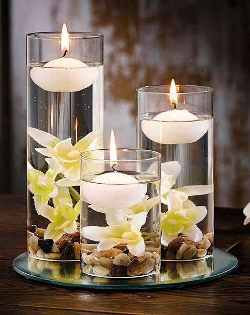 Floating Candle Set House Of Bath