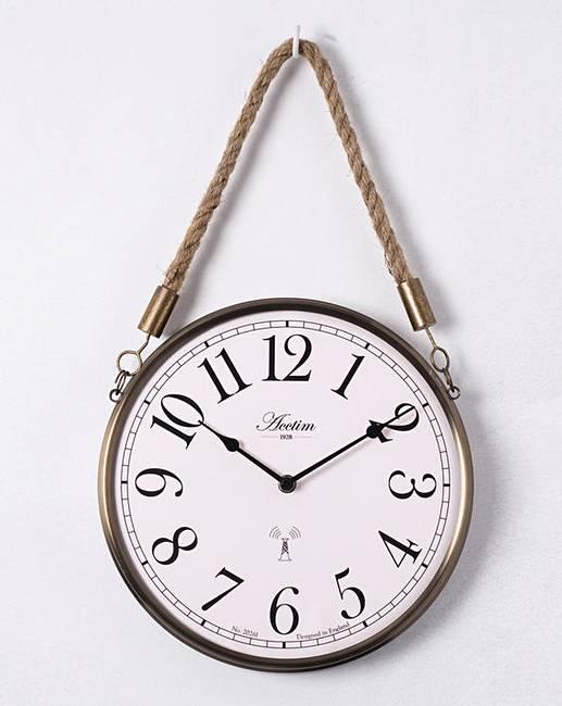 radio controlled pocket watch wall clock