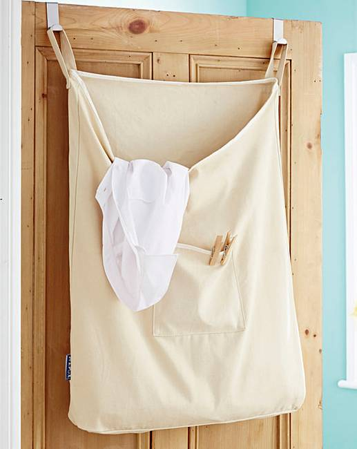 Over Door Laundry Bag Crazy Clearance