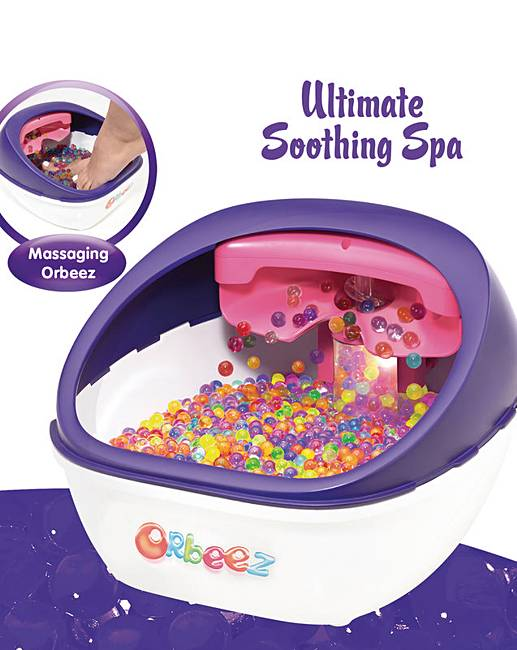16 Soothing Spas And Saunas: Orbeez Soothing Spa