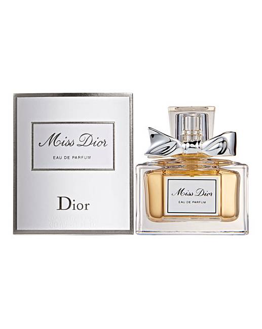 miss dior 50ml edp j d williams. Black Bedroom Furniture Sets. Home Design Ideas