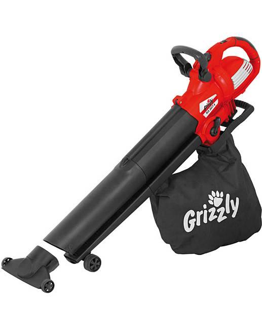 grizzly els3017e leaf blower and vacuum premier man. Black Bedroom Furniture Sets. Home Design Ideas