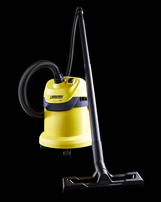 karcher wd2 cylinder vacuum cleaner home beauty gift shop. Black Bedroom Furniture Sets. Home Design Ideas
